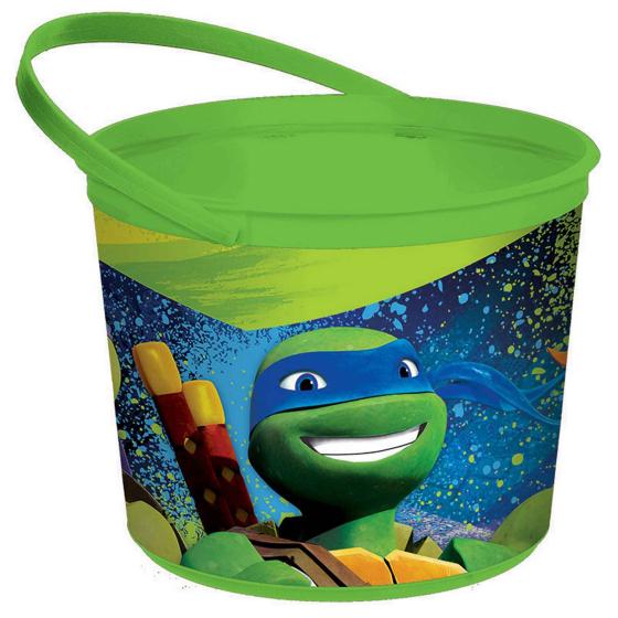 Teenage Mutant Ninja Turtles Favor Container