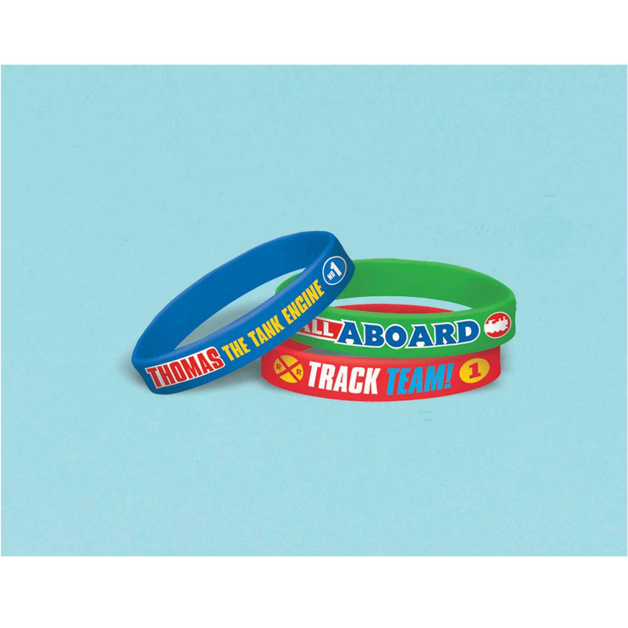 Thomas All Aboard Rubber Bracelet Favors