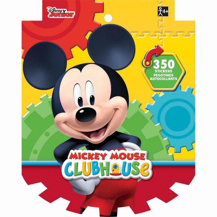 Sticker Book Mickey Mouse