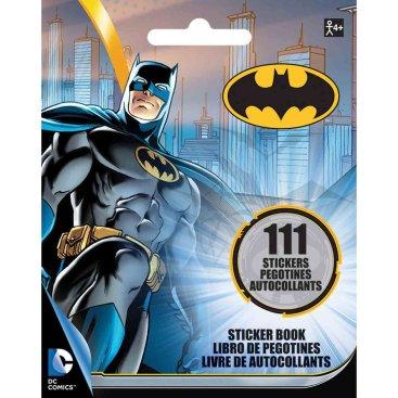 Sticker Booklet Batman