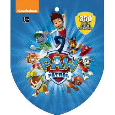 Sticker Book Paw Patrol