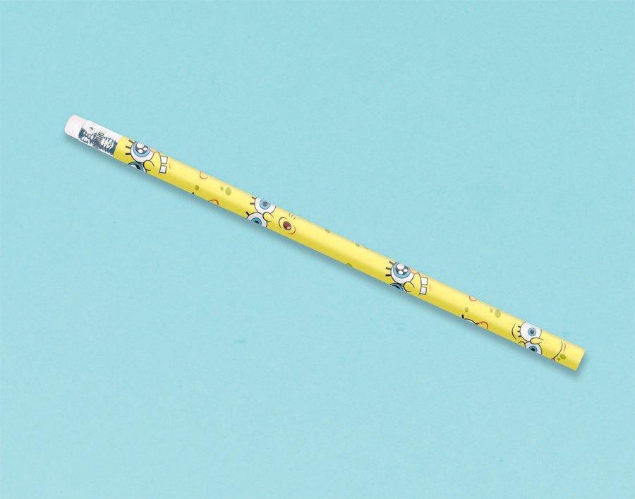 Spongebob Pencil Favors