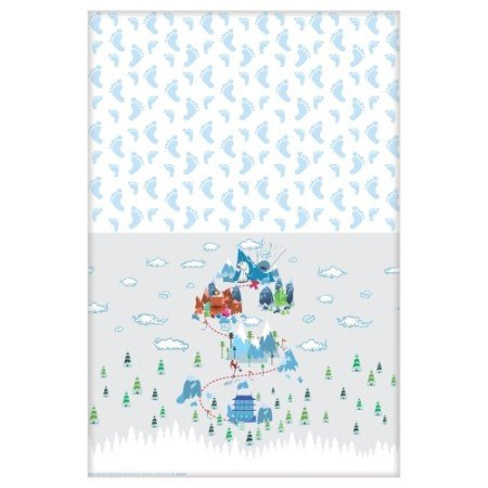 SmallFoot Tablecover Paper