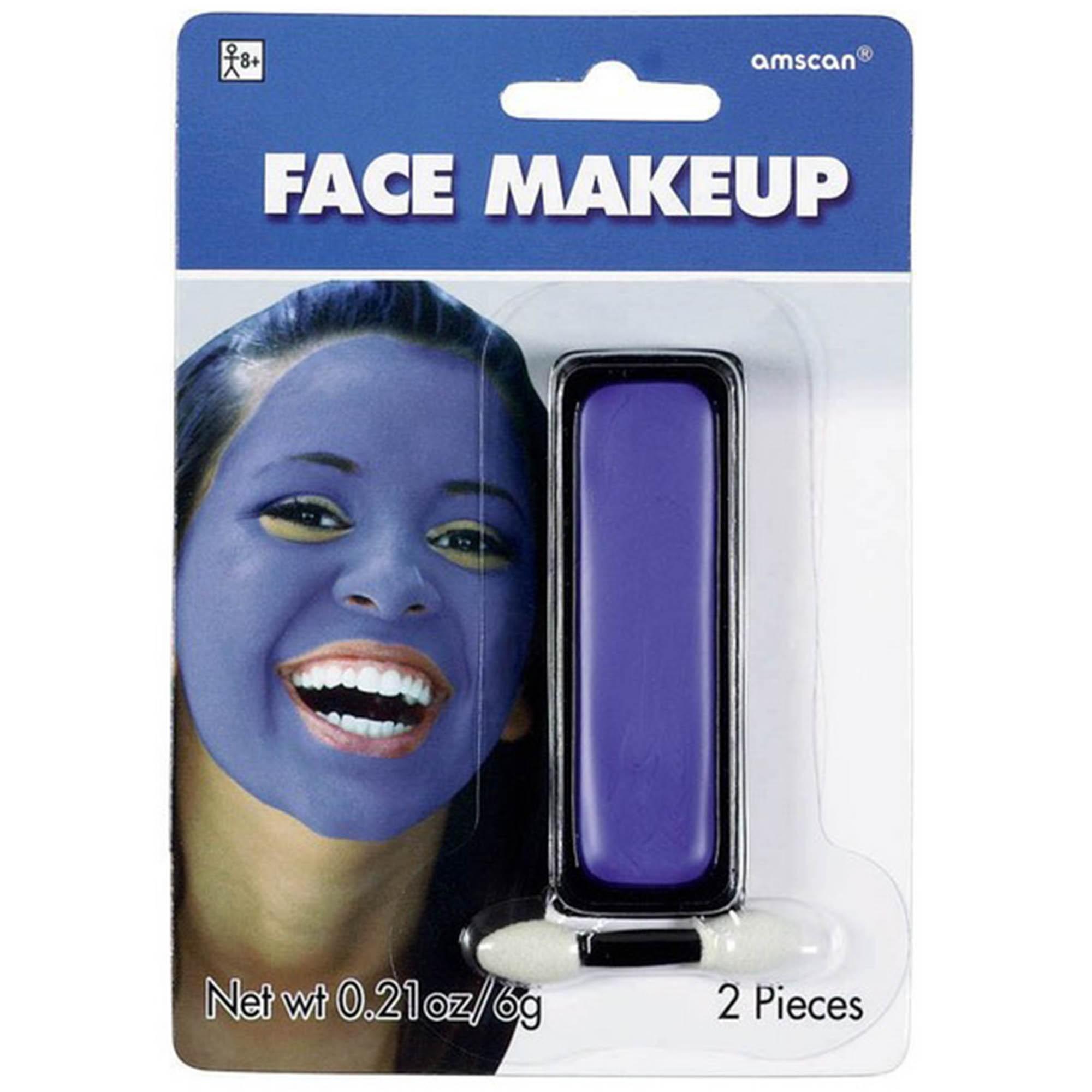 Face Makeup - Blue