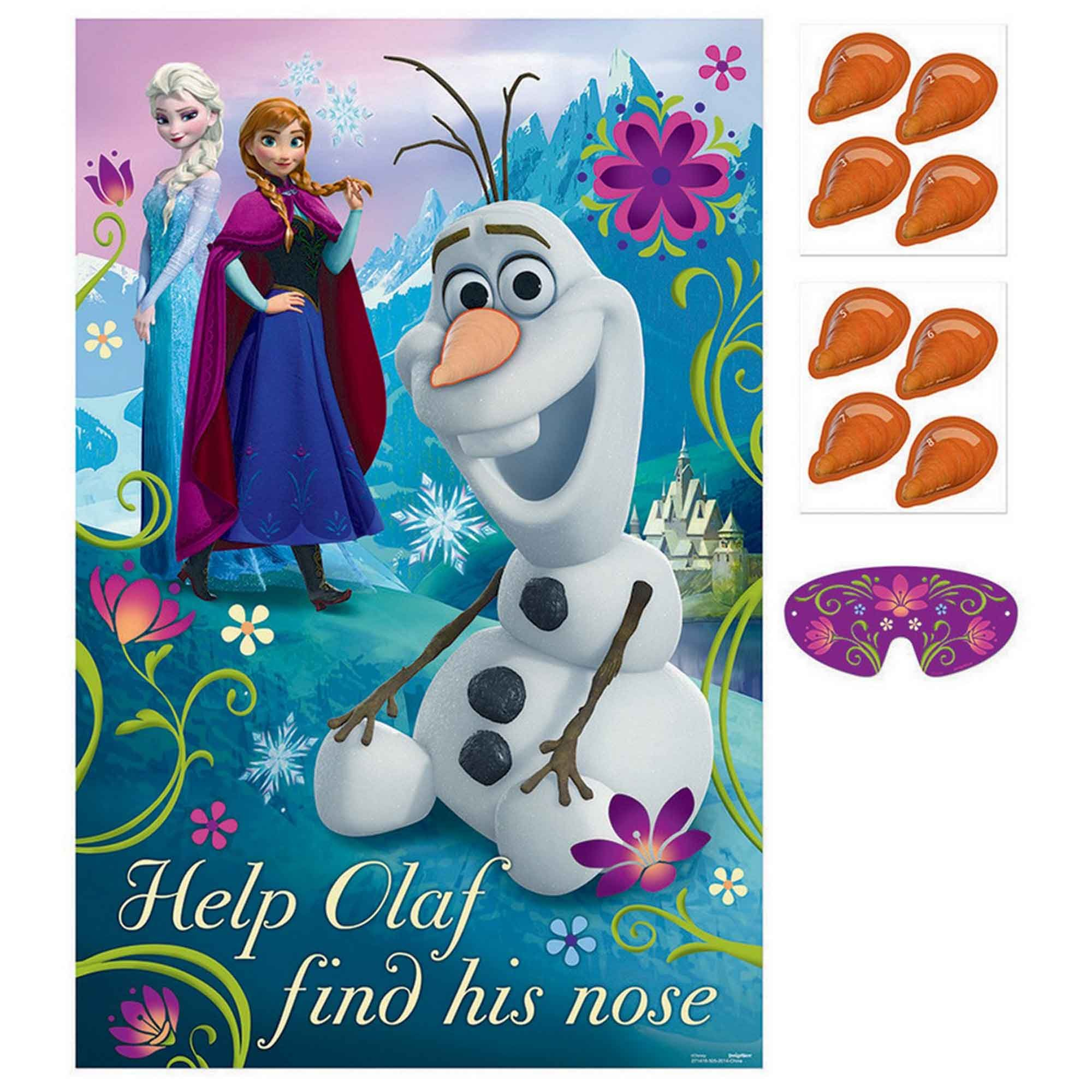 Frozen Party Game