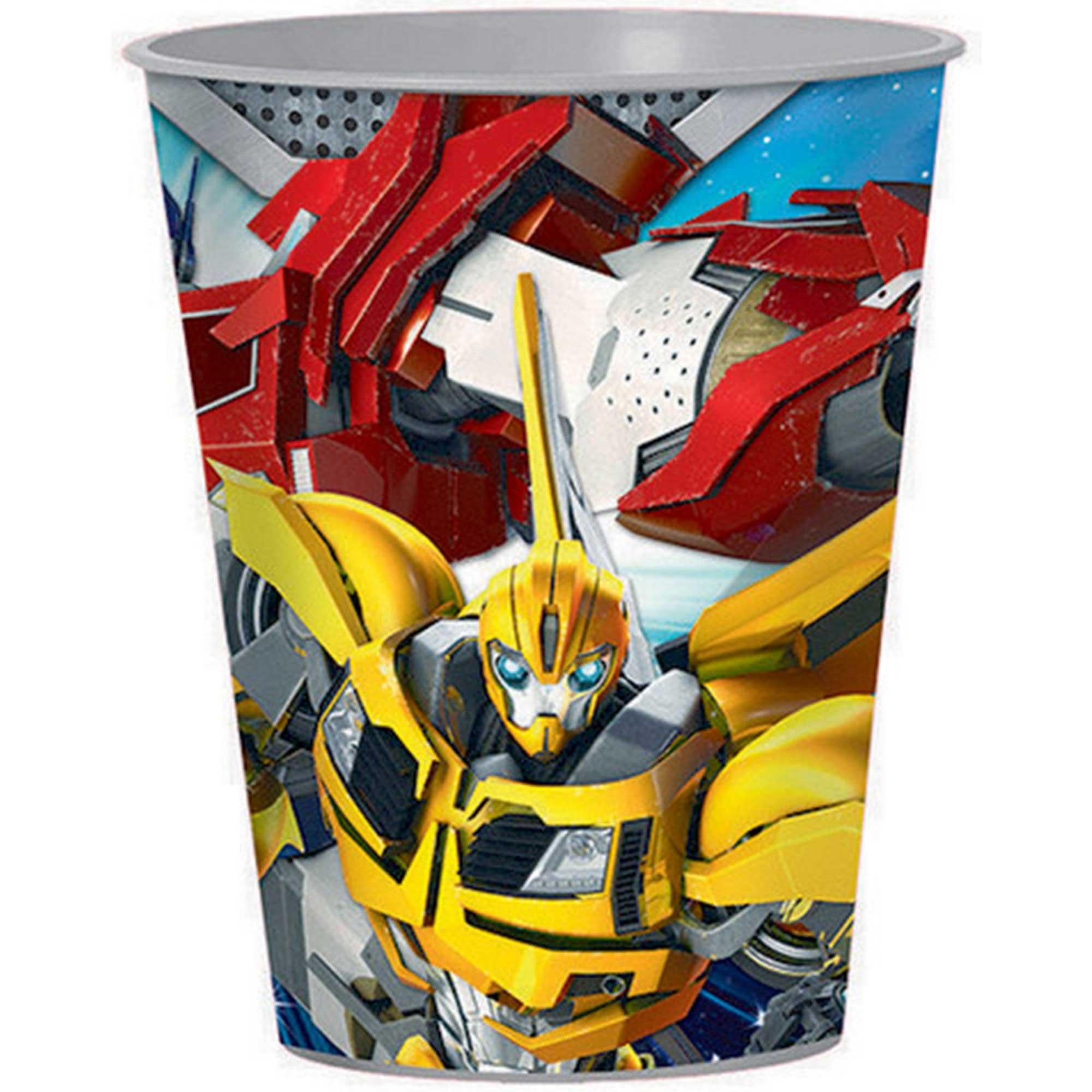 Transformers Core 473ml Favor Cup - Plastic - Plastic