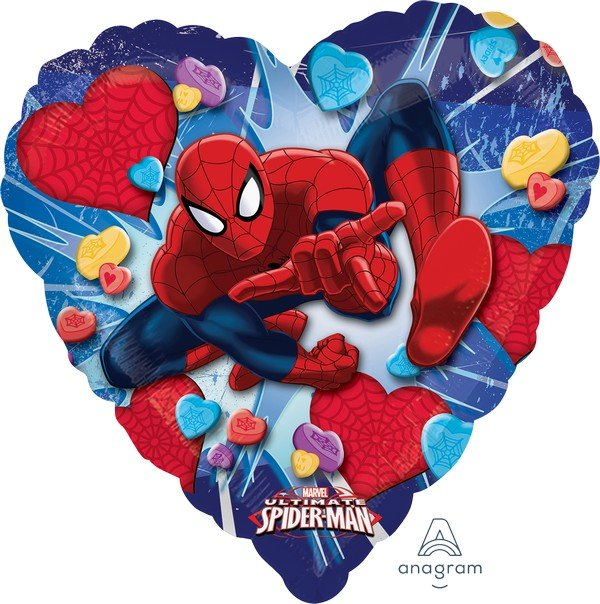 45cm Standard HX Ultimate Spider-Man Love S60