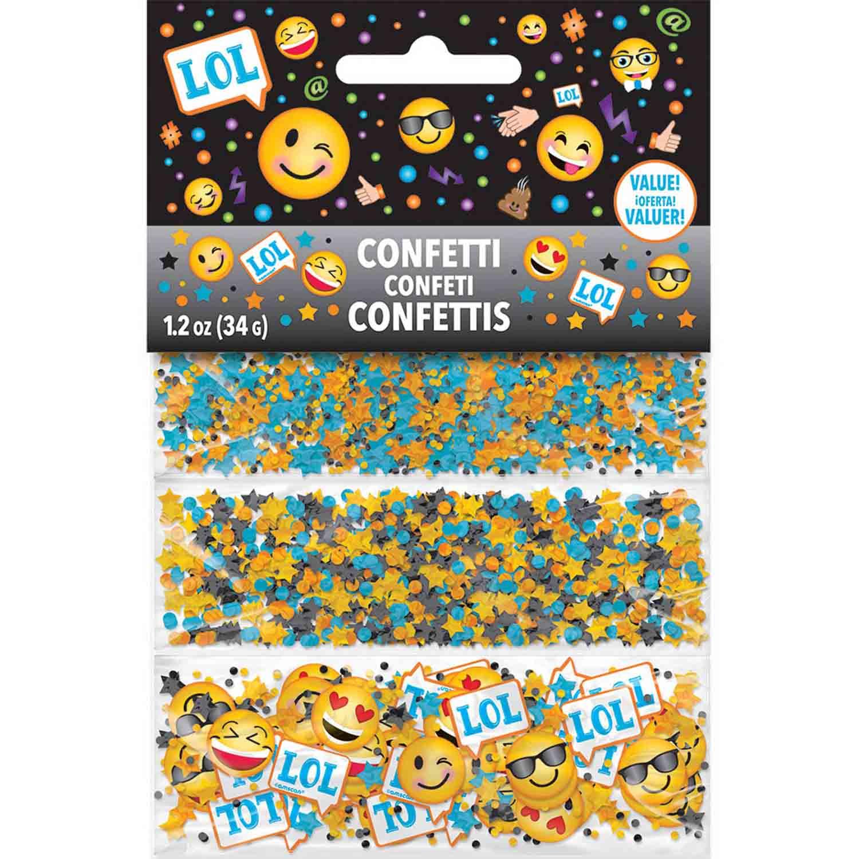 LOL Confetti Value Pack 1.2oz / 34g Foil & Cardboard Pieces