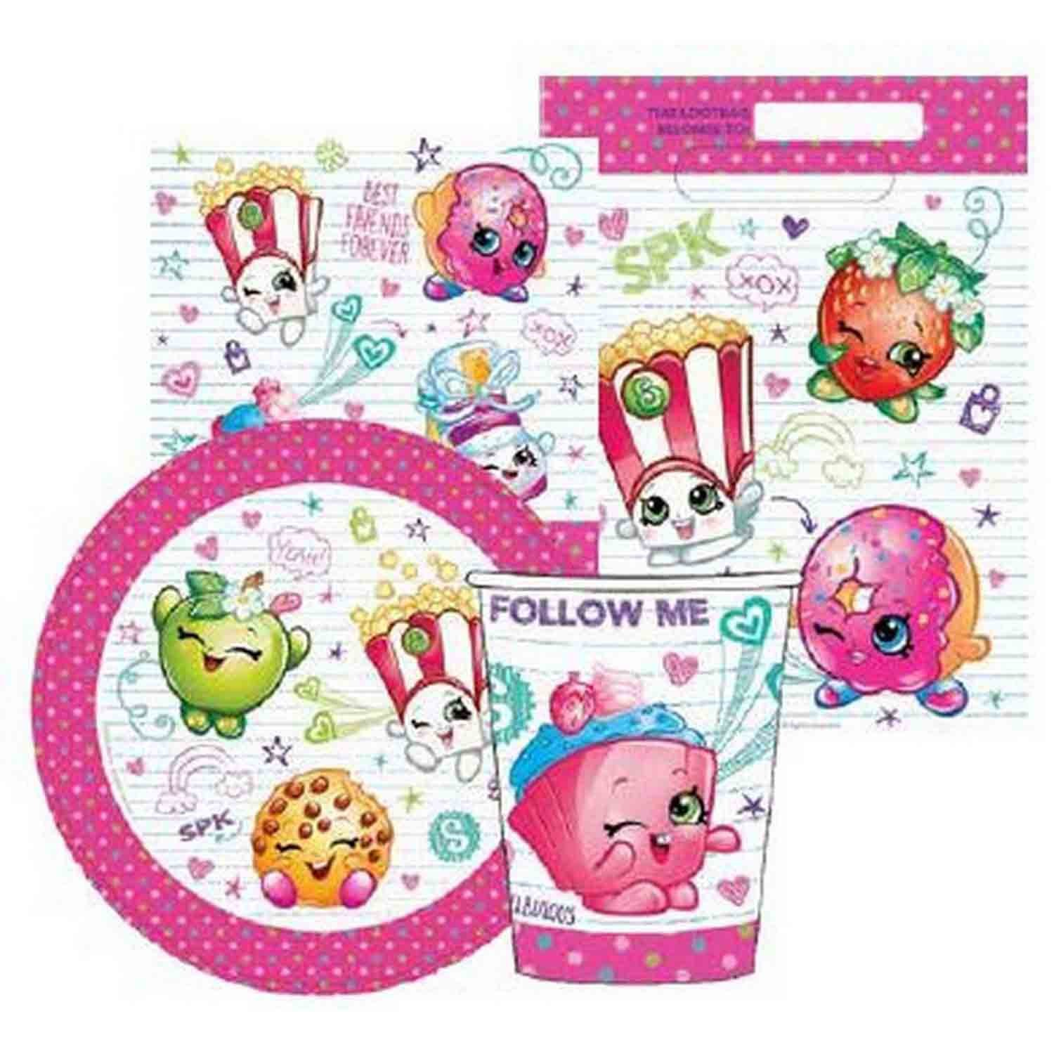 Shopkins Party Pack 40pc