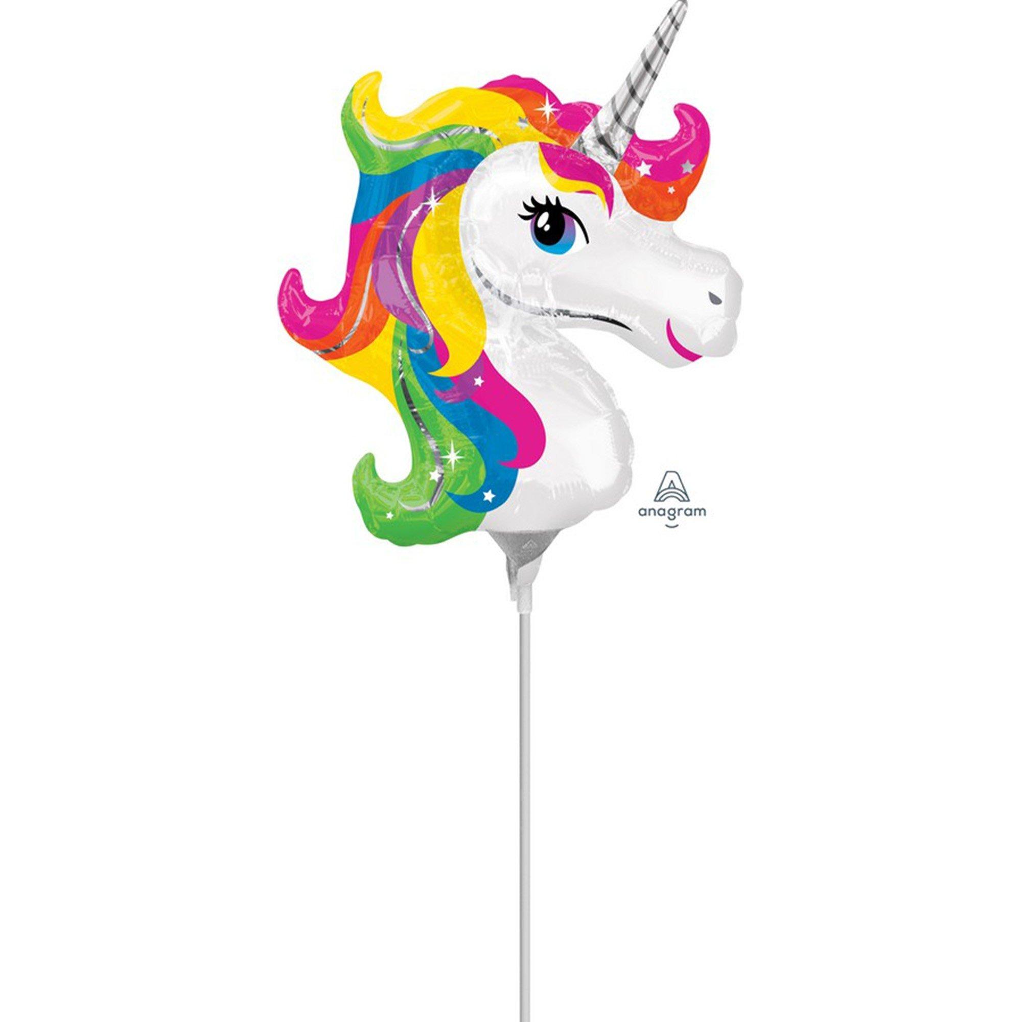 Mini Shape Rainbow Unicorn A30