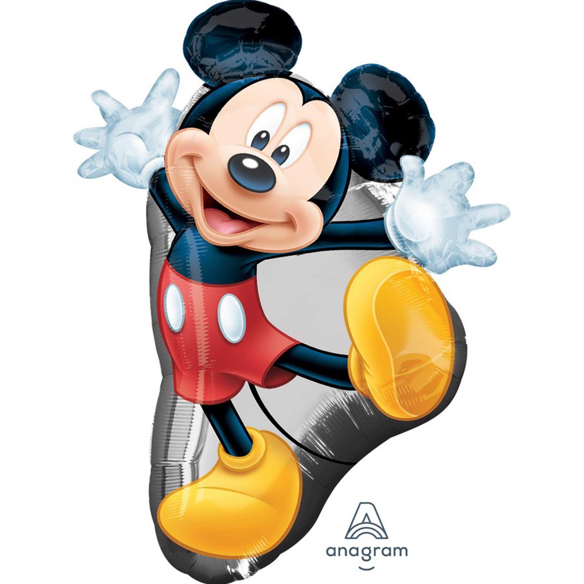 SuperShape XL Mickey Full Body P38