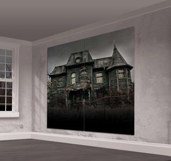 IT Neibolt House Scene Setter 2 Pieces