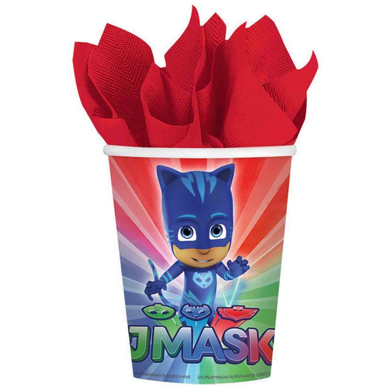PJ Masks 266ml Cups