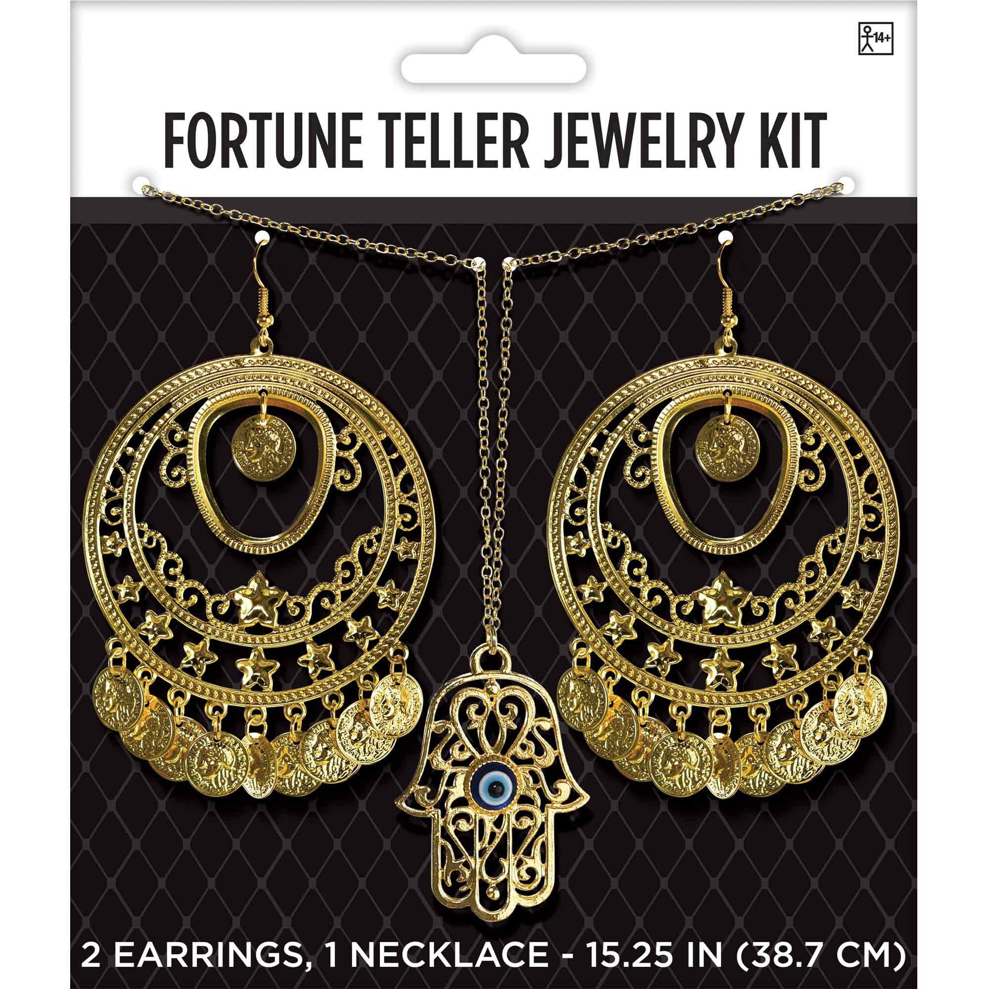 Fortune Teller Jewellery Kit