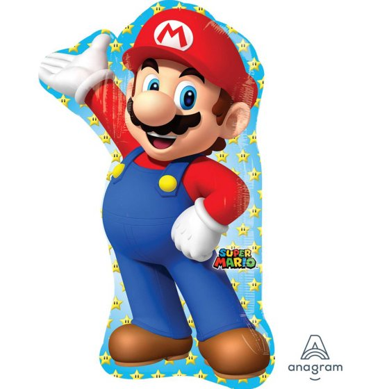 SuperShape XL Super Mario Brothers P38