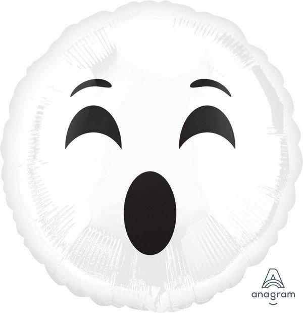 45cm Standard HX Emoticon Ghost S40