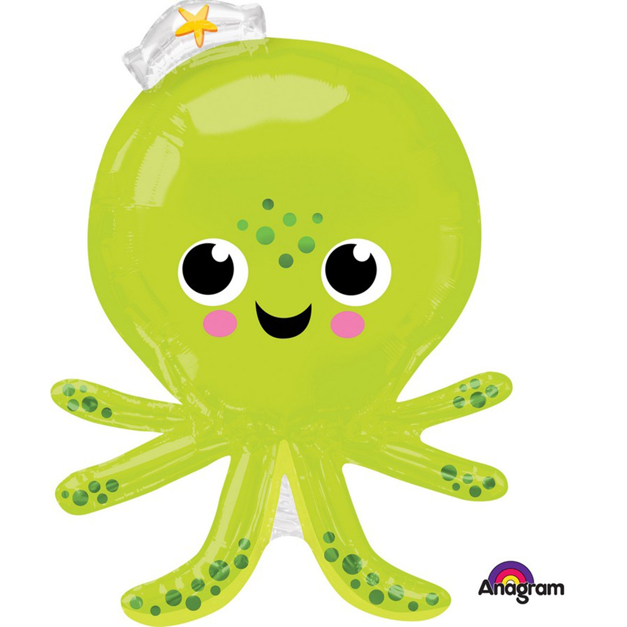 SuperShape XL Silly Octopus P35
