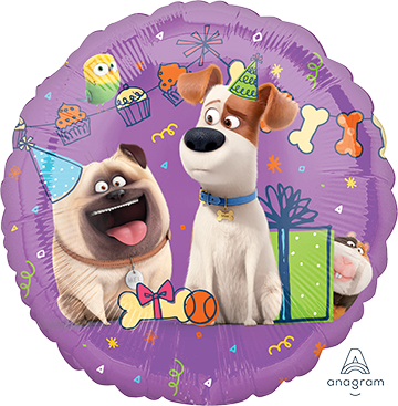 45cm Standard HX The Secret Life of Pets S60