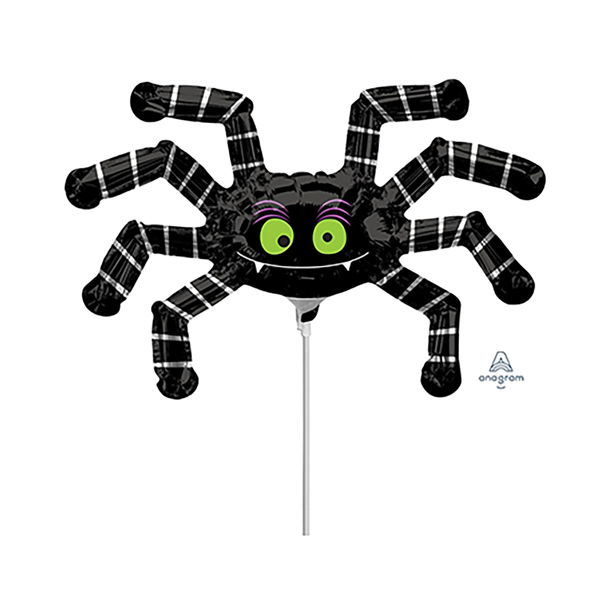 Mini Shape Striped Spider A30
