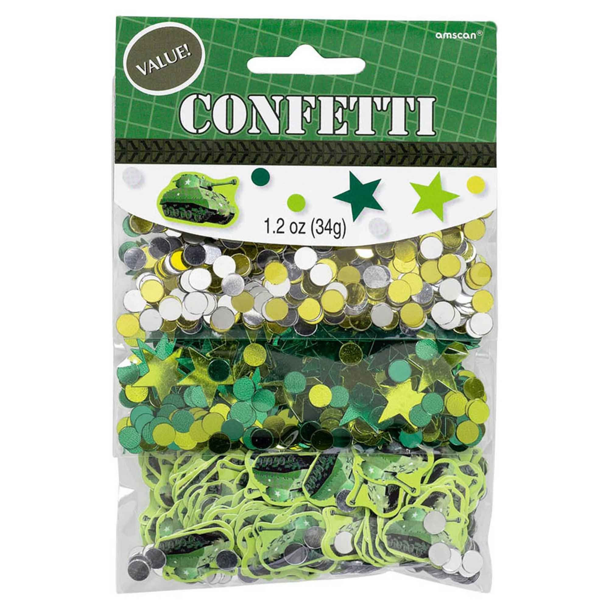 Camouflage Value Confetti 34g