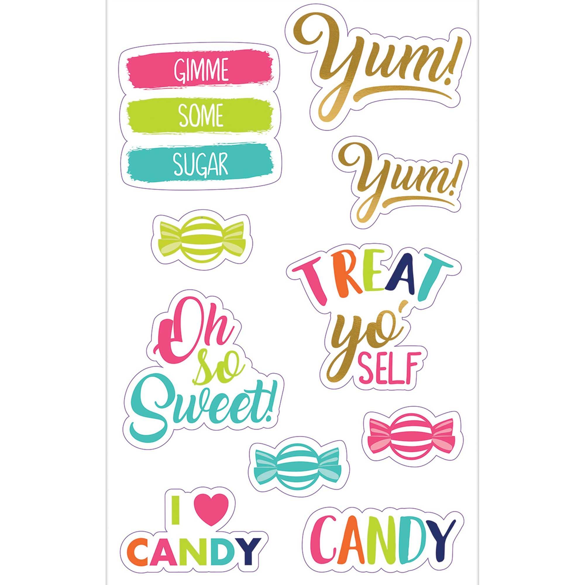 Sweets & Treats Labels