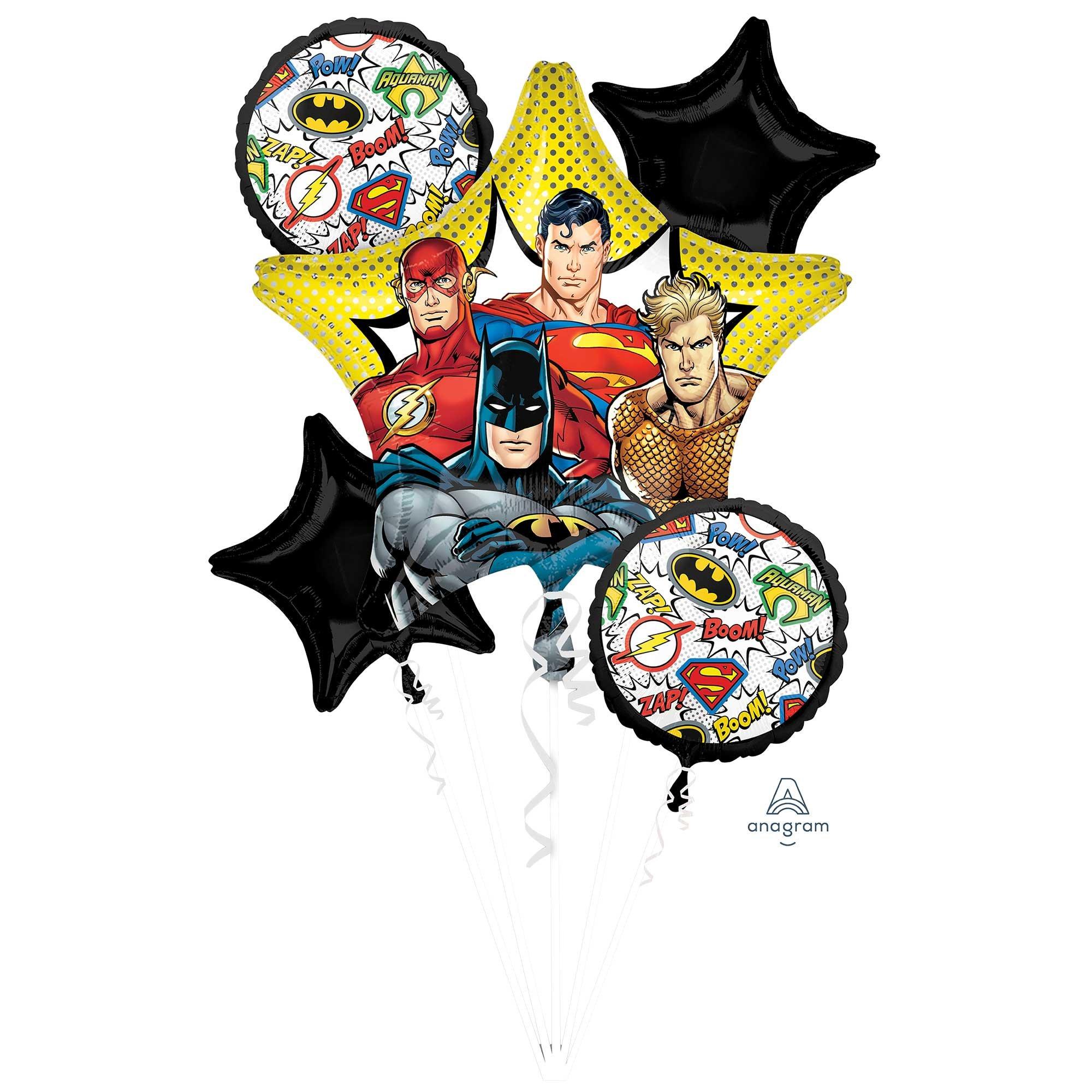 Bouquet Justice League P75
