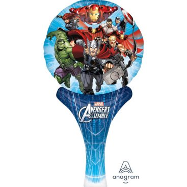 Cl: Inflate-A-Fun   Avengers Assemble S30