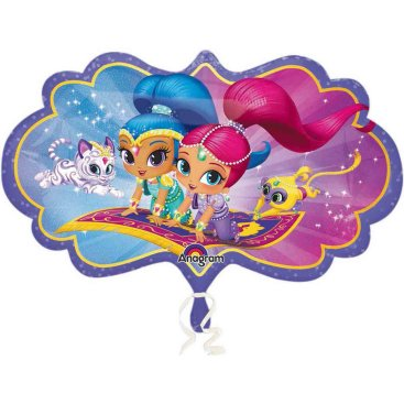SuperShape Shimmer and Shine P38