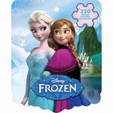 Sticker Book Frozen