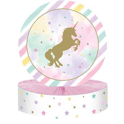 Unicorn Sparkle Centrepiece Honeycomb