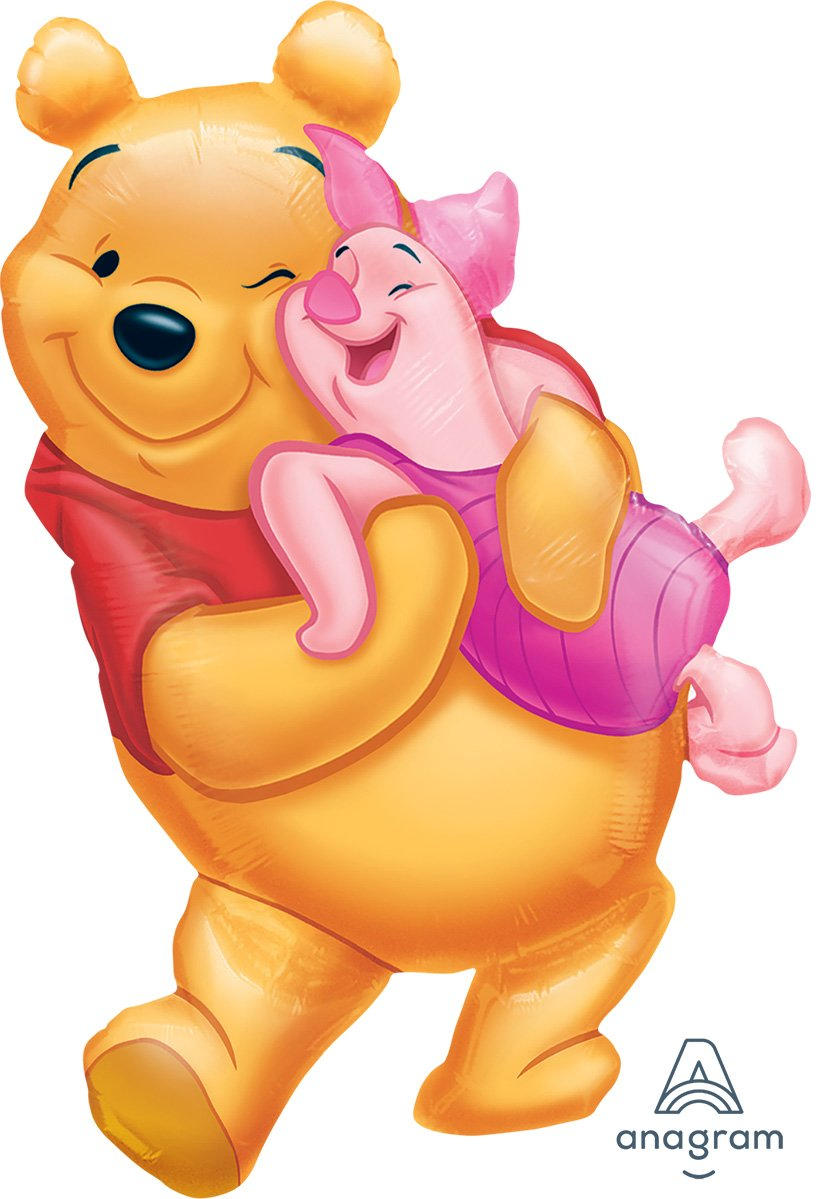 SuperShape XL Pooh Big Hug P38