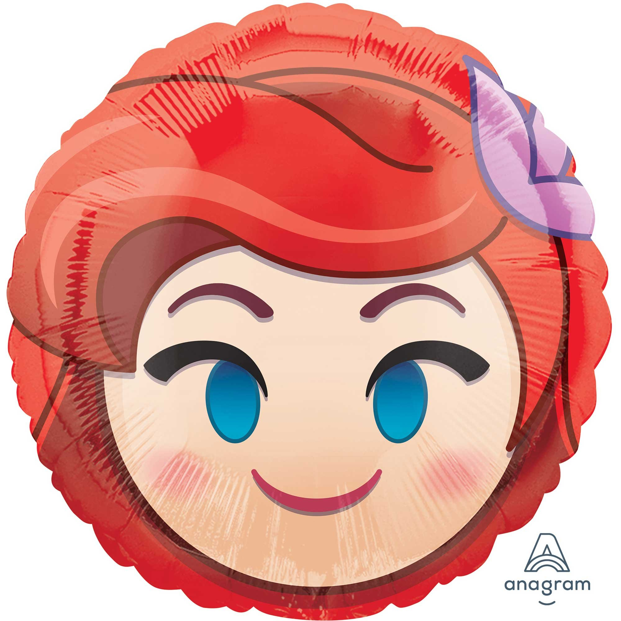 45cm Standard HX Ariel Emoji S60
