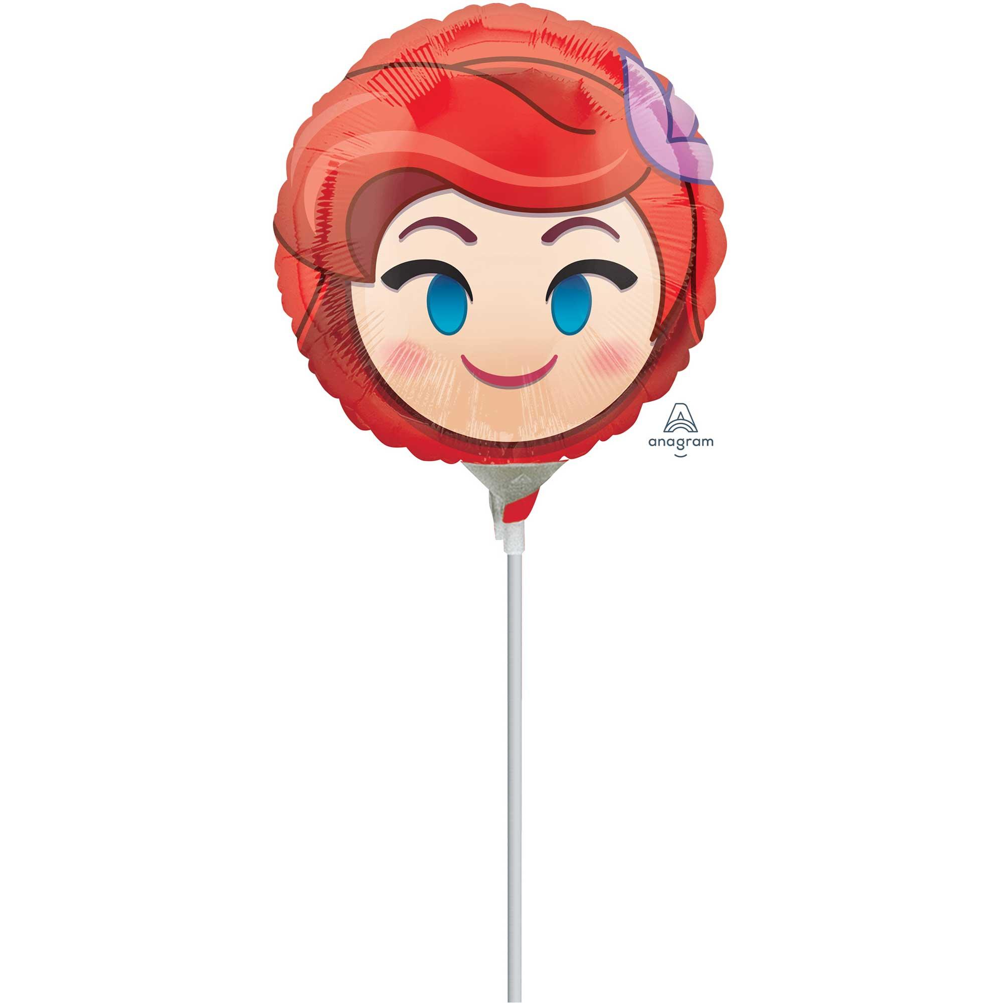 22cm Ariel Emoji A20