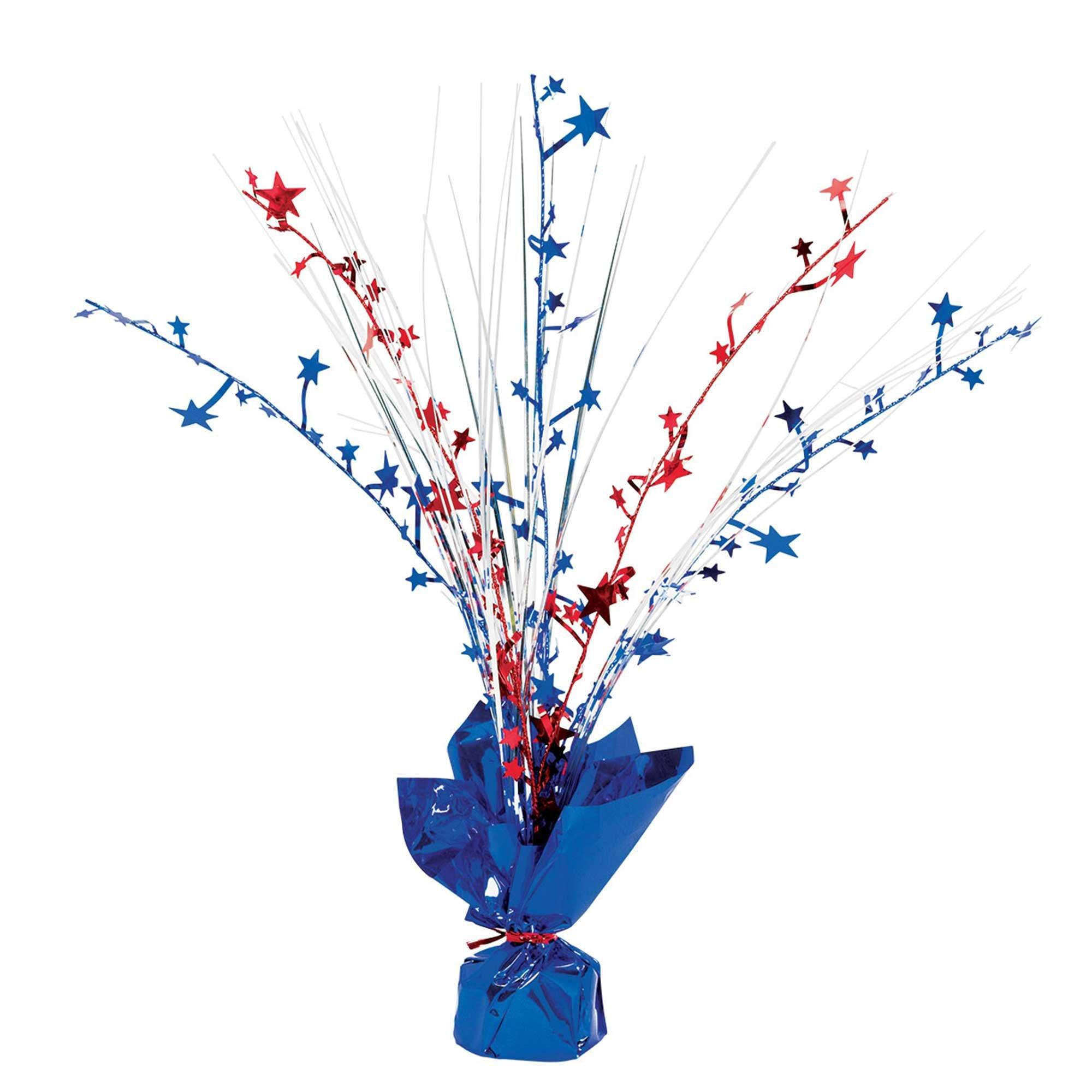 """""""Patriotic Spray Centrepiece 12""""""""/30cm"""
