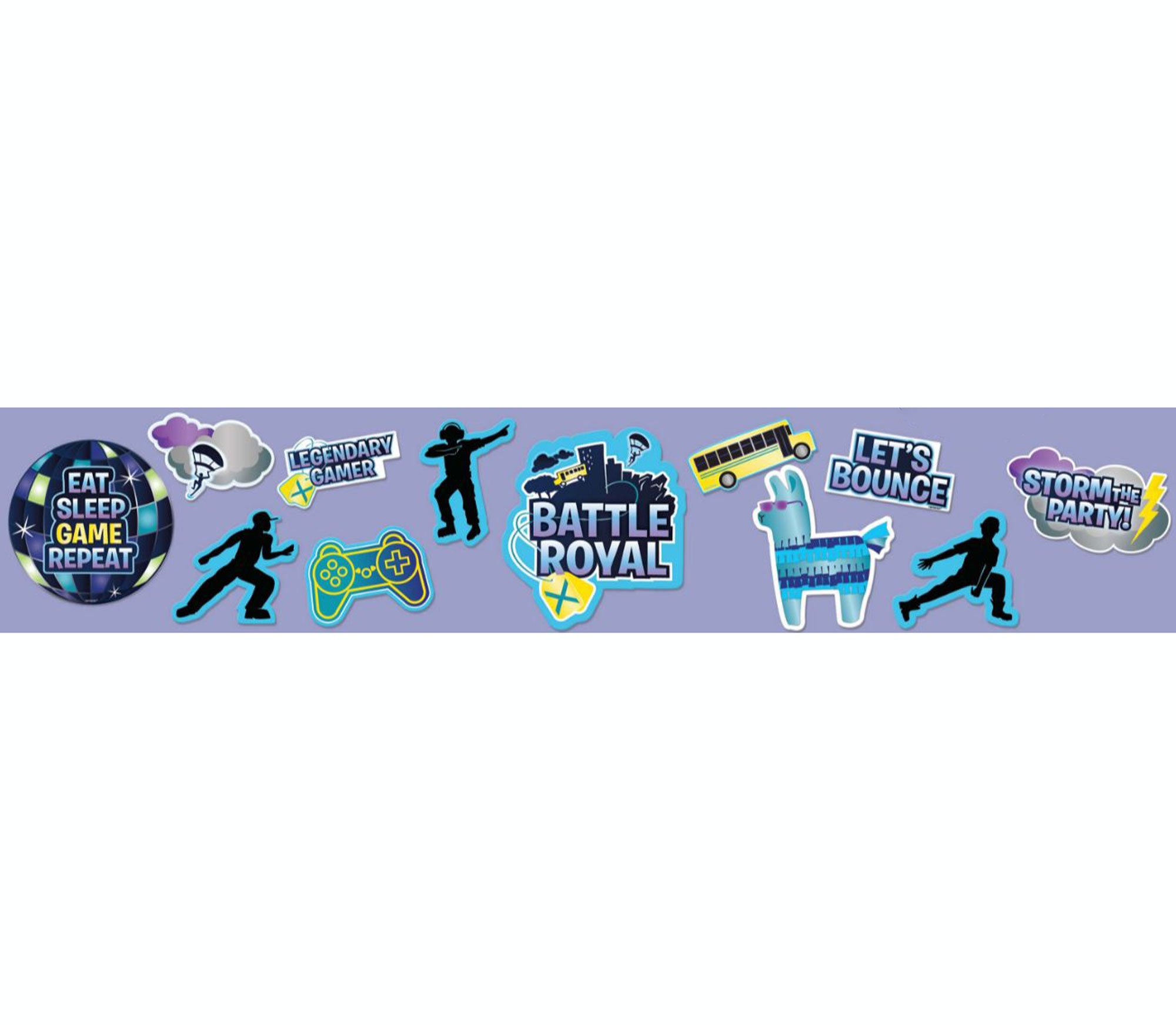 Battle Royal Value Pack Assorted Cutouts