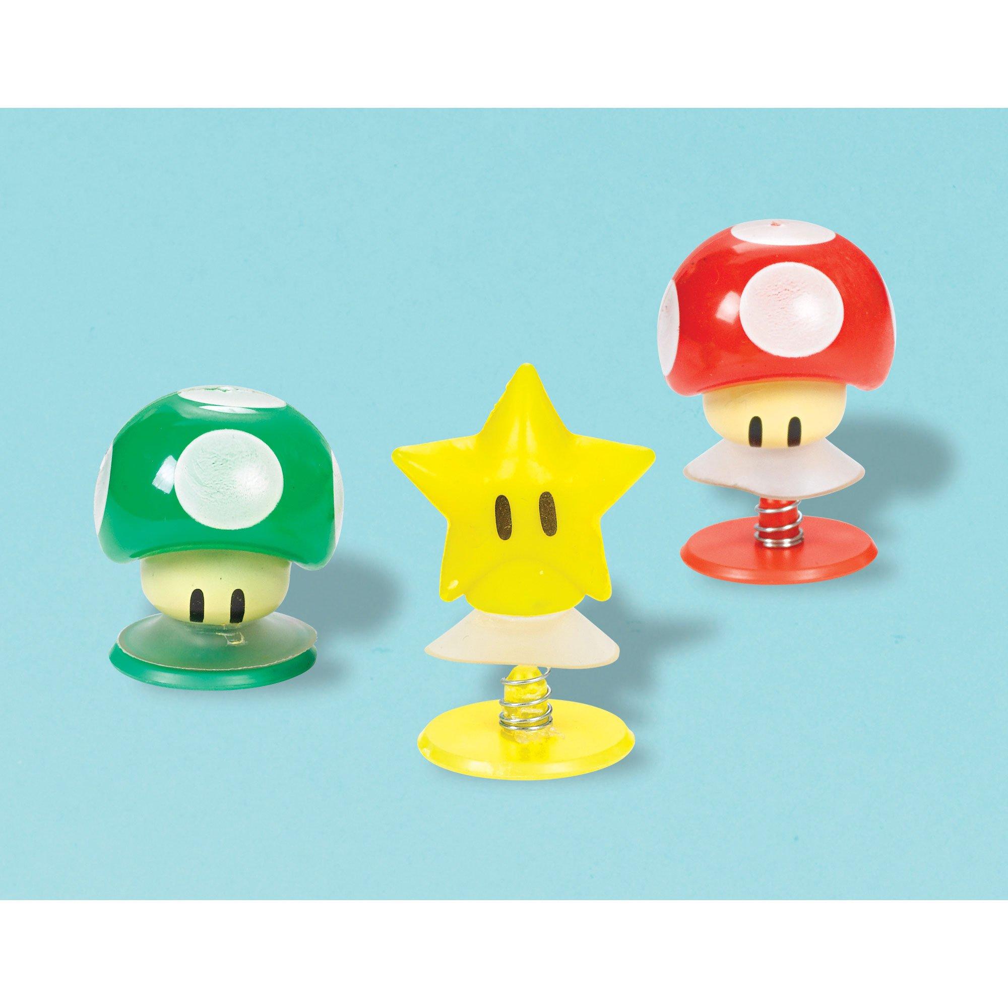 Super Mario Brothers Creature Pop-Up Favors