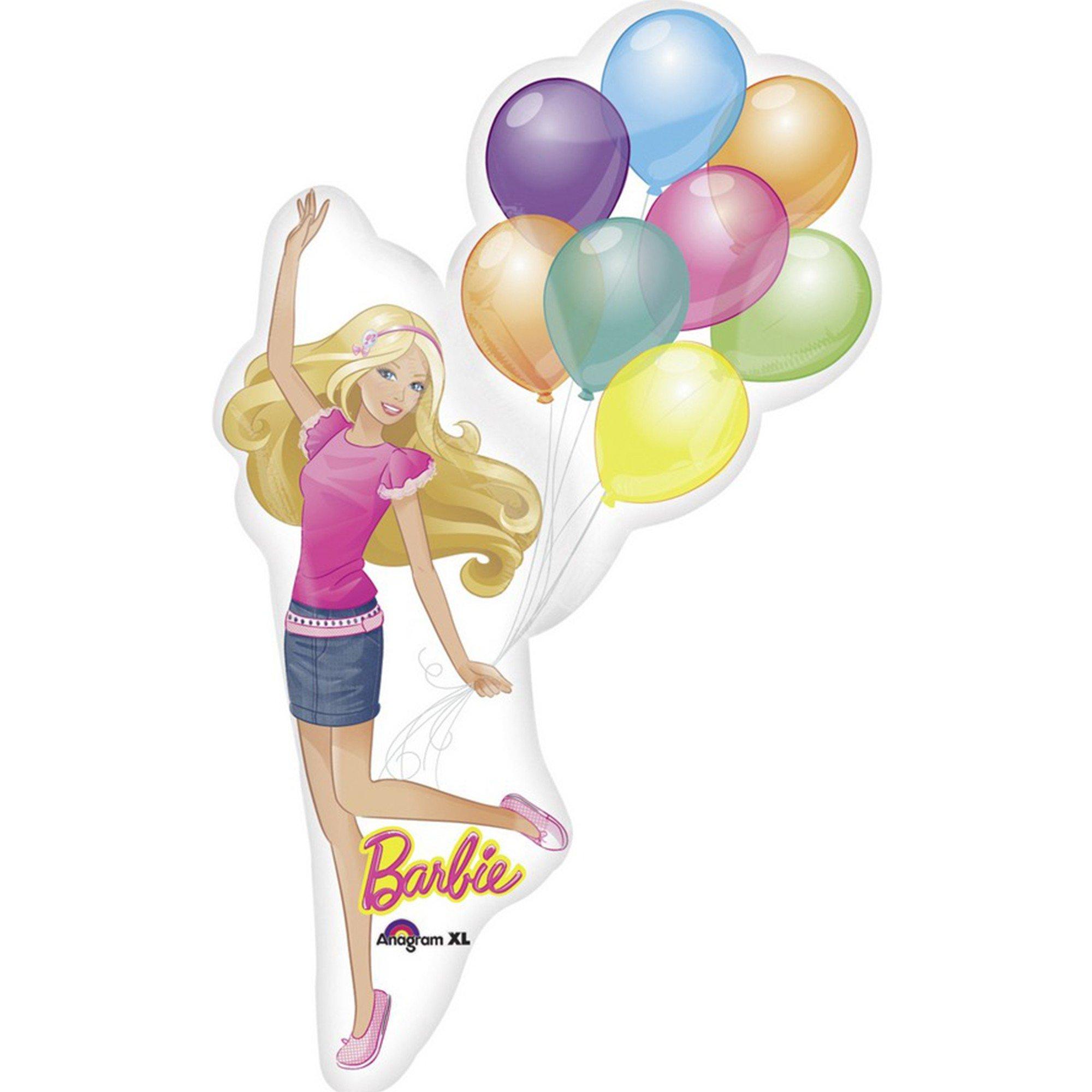 SuperShape XL Barbie Shape P35