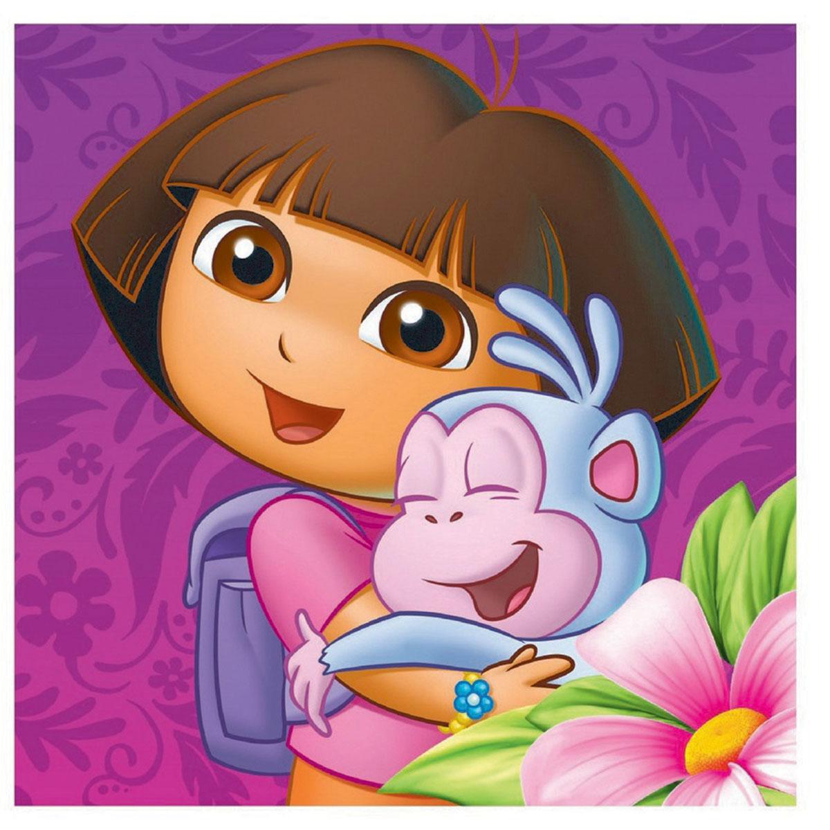 Dora's Flower Adventure Party Pack 40pc
