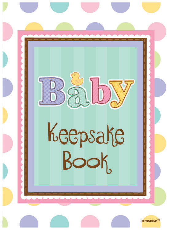 Tiny Bundle Keepsake Book