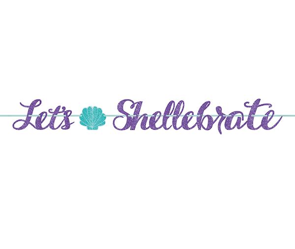 Letter Bnr Let's Shellebrate