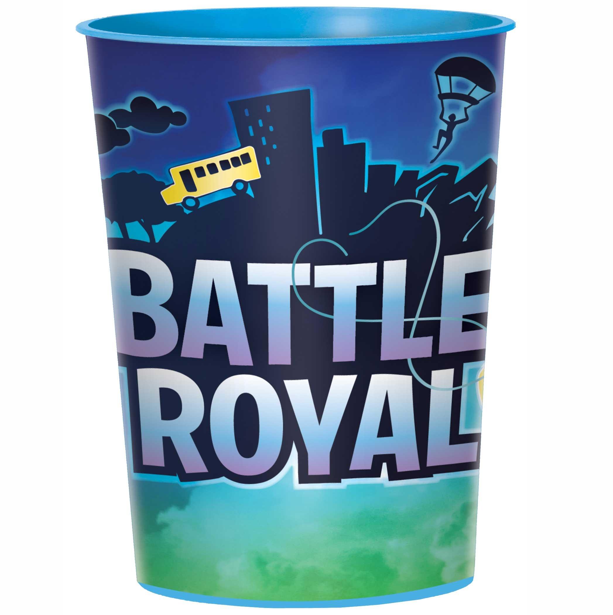 Battle Royal Favor Cup Plastic 473ml