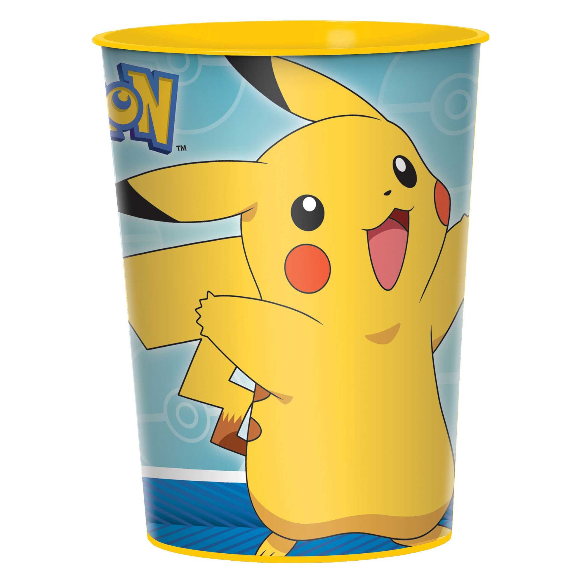 Pokemon Core Favor Plastic Cup 473ml