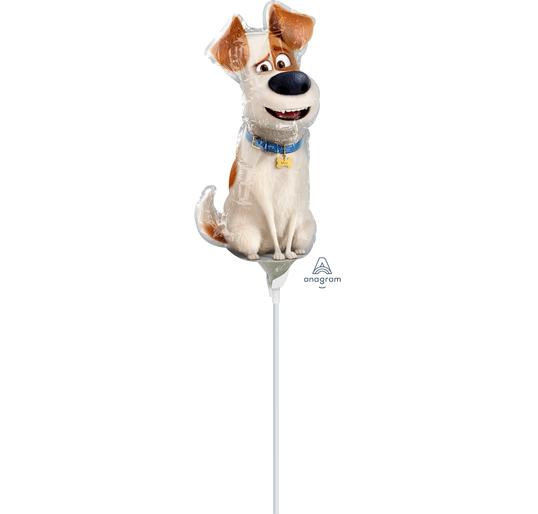 Mini Shape Secret Life of Pets Max A30