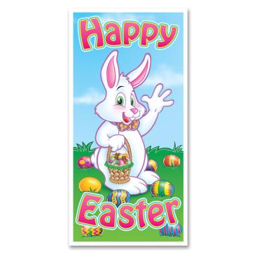 Door Cover Happy Easter