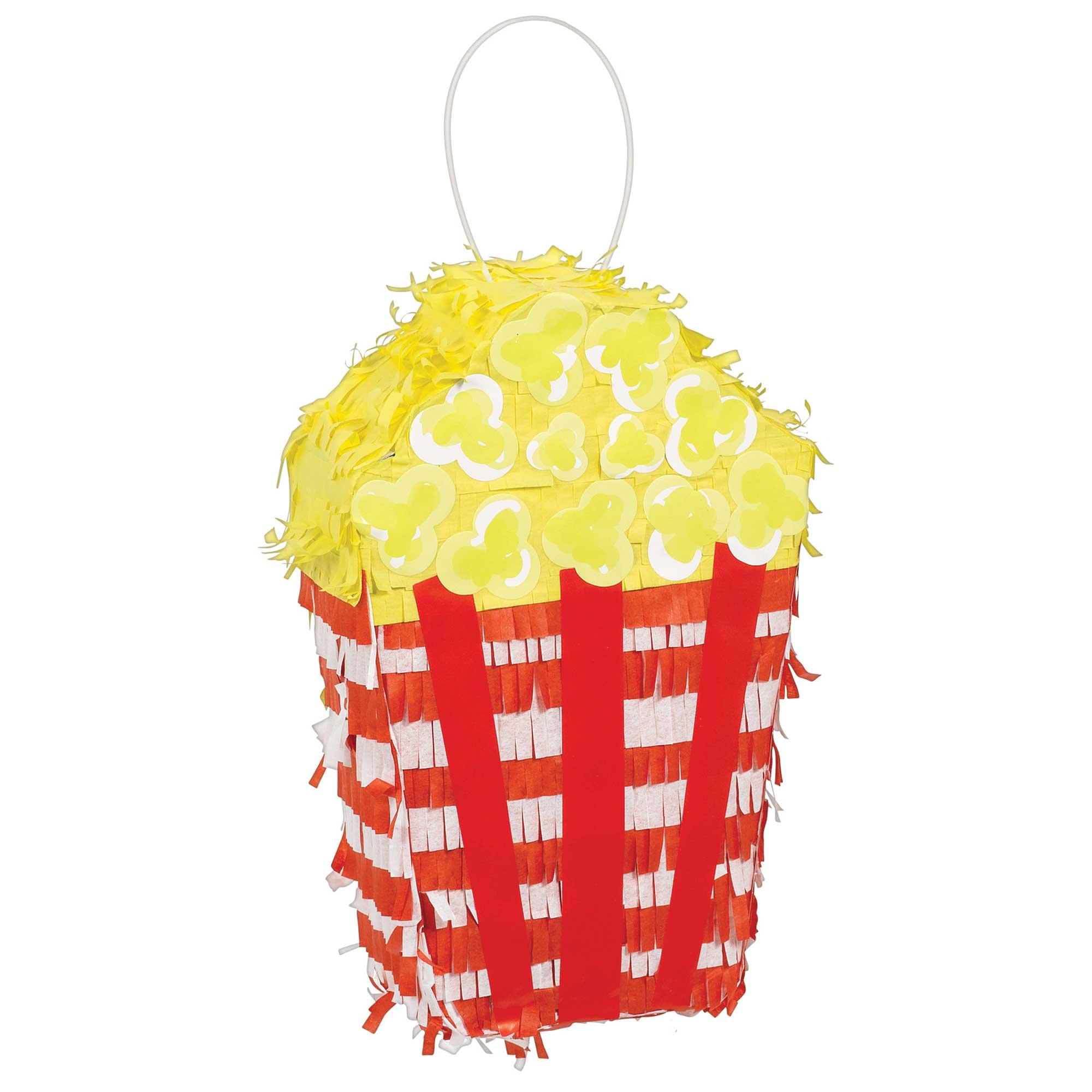 Carnival Games Mini Pinata Popcorn Box Decoration