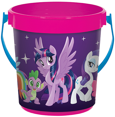 My Little Pony Adventures Favor Container
