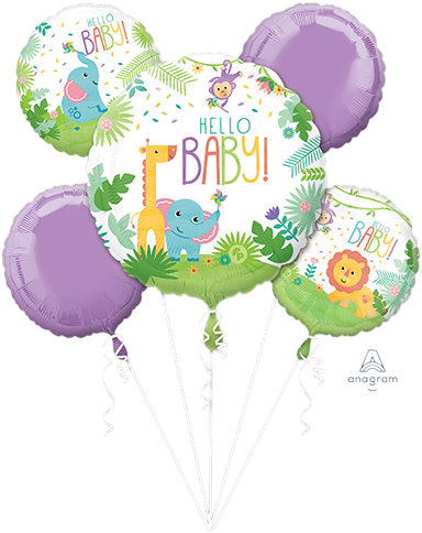 Bouquet Fisher Price Hello Baby P75