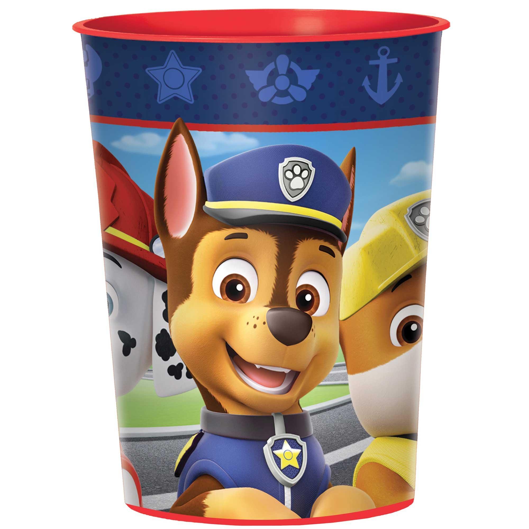 Paw Patrol Adventures Plastic Favor Cup 473ml