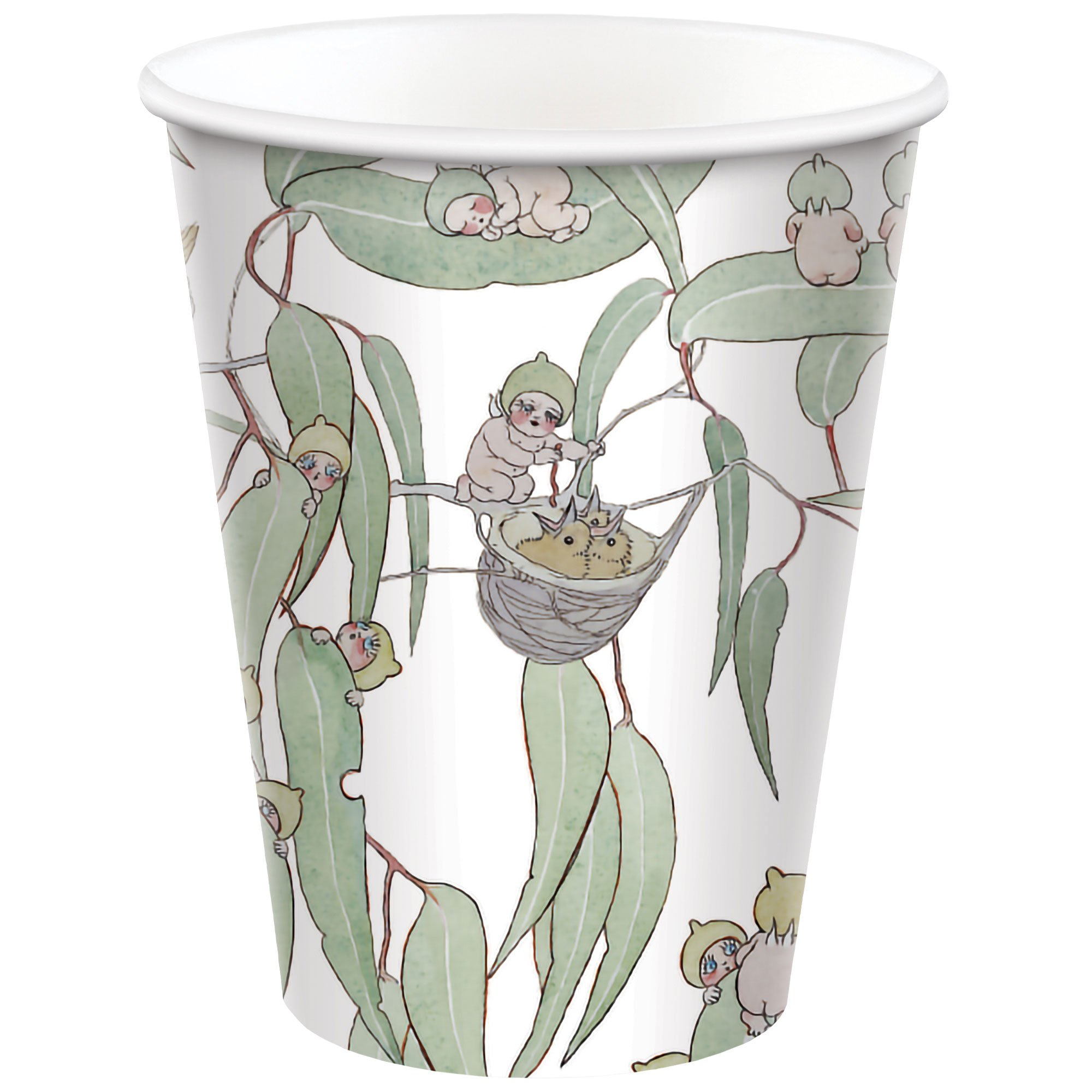 May Gibbs 9oz / 266ml Paper Cups