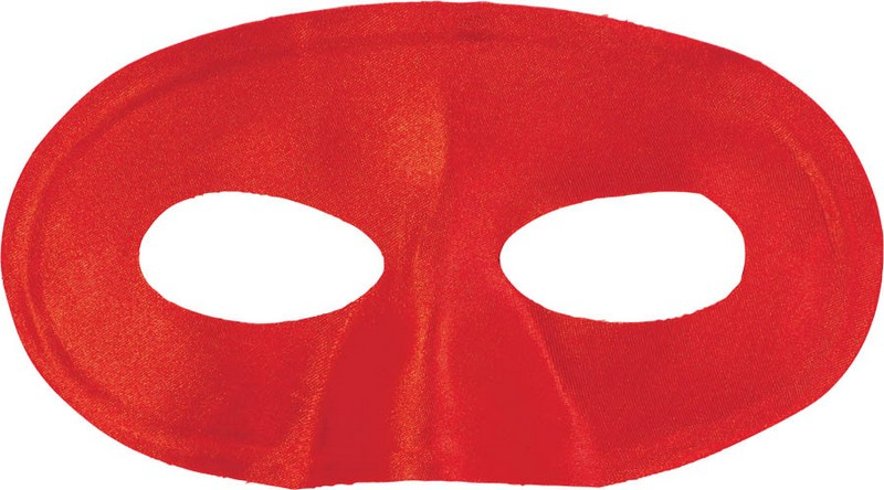 Eye Mask - Red